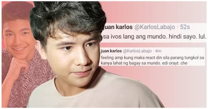 Nang-aasar? JK Labajo gets bashed for his deleted cryptic messages