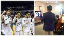 Senate suspends session as UP Fighting Maroons defeat Adamson Soaring Falcons