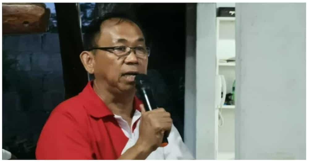 Cagayan Gov. Manny Mamba (Photo from Governor Manuel Mamba's Facebook)