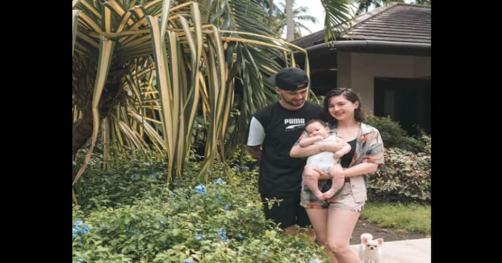 Coleen Garcia indulges netizens with Billy and baby Amari's adorable video