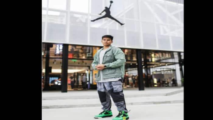 Kiefer Ravena slams netizen over unreleased Jordan shoe comment