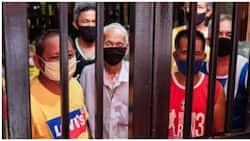 6 na arestadong jeepney driver sa Caloocan, apat na araw nang nakakulong