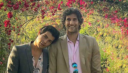Nico Bolzico and Erwan Heussaff's rap battle is what the internet needed today