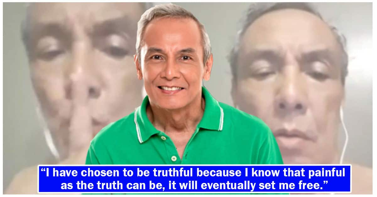 Umamin Din! Jim Paredes Owns Up To Video Scandal KAMI.COM.PH