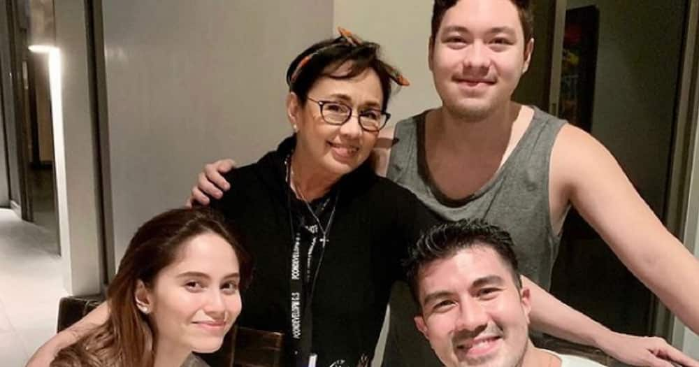 Vilma Santos admits to being unprofessional as an actress in the past