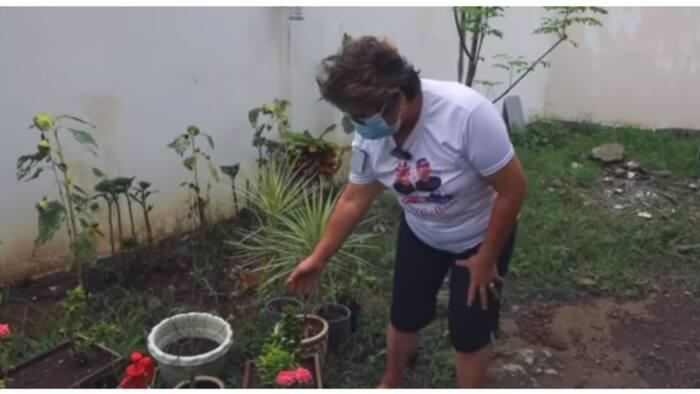 Mother Kween, emosyonal nang ipakita ang update sa bahay ng anak na si Lloyd Cadena