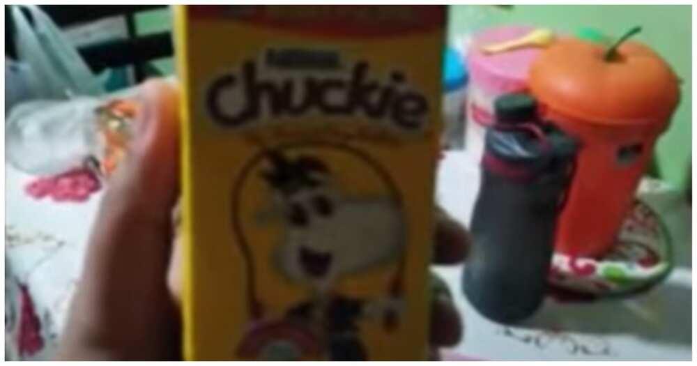 Nestle Chuckie, ipina-Tulfo dahil sa kakaiba nitong lasa at itsura