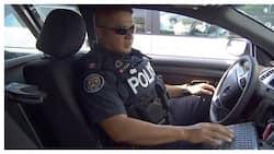 Pinoy James Van Der Beek ng Toronto police, dating Kapamilya actor at Star Magic artist