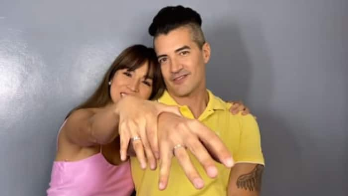 Aubrey Miles, Troy Montero, talk about cancelled wedding and being happy for 18 years