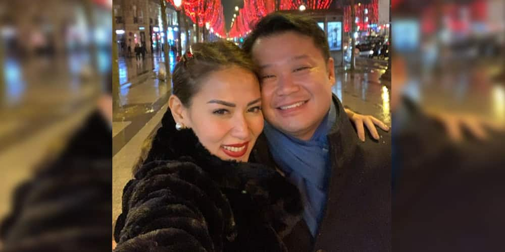 Bianca Manalo celebrates 2nd anniversary with Sen. Sherwin Gatchalian