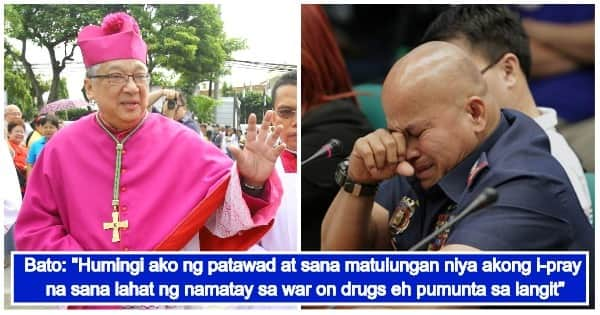 Jim Paredes Breaks Silence On Alleged Scandal Video: Bato Seeks Bishop's Forgiveness Amid Drug War KAMI.COM.PH