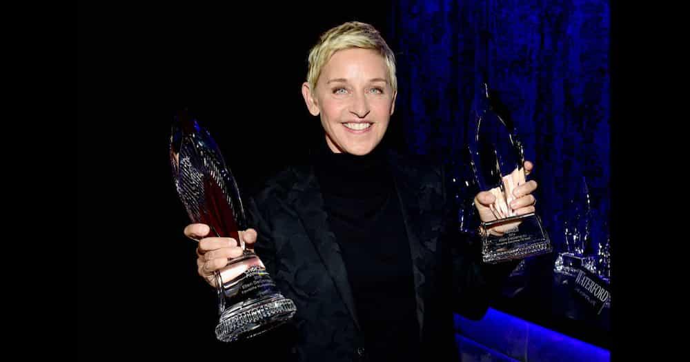 Ellen DeGeneres binigyan ang isang Fil-Am nurse ng bagong SUV