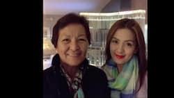 Jean Garcia's mom Sandra Panganiban Garcia died due to COVID-19