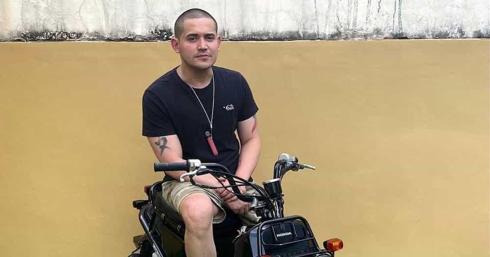 Pagkatapos umawra ni LJ Reyes sa New York, unang post ni Paolo Contis, nagpapakitang naka-focus siya sa taping