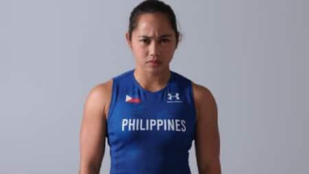 Hidilyn Diaz, napatawad na ang nag-tag sa kanya sa 'Oust Duterte' plot
