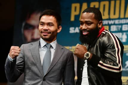 Pacquiao's opponent Adrien Broner, reported to be arrested in Florida