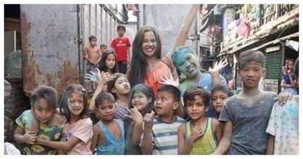 Catriona Gray, likas na matulungin, mabait at walang arte ayon sa mga taga-Tondo