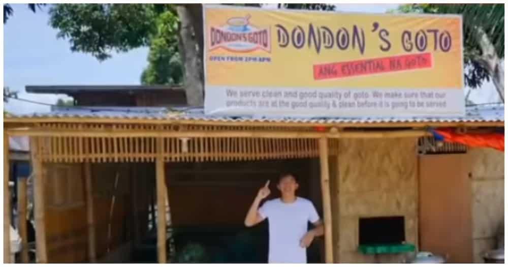 15-anyos sa Pangasinan, nakapagpatayo na ng sarili niyang gotohan