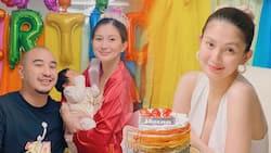 Sheena Halili celebrates 34th birthday with family and friends