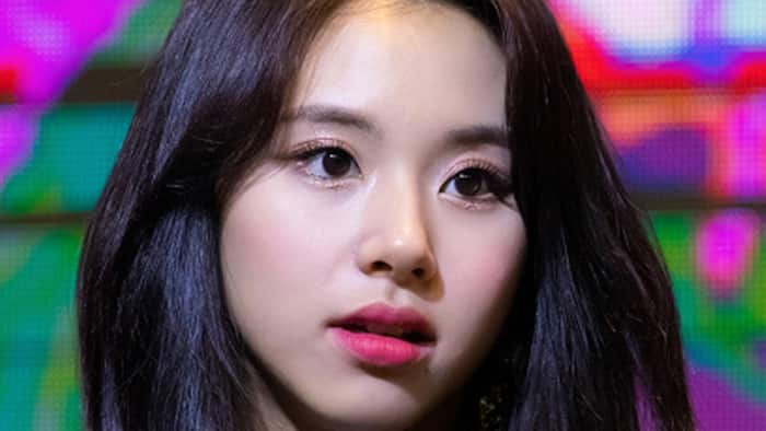 Chaeyoung of TWICE rumored to be dating tattoo artist Chimhwasa
