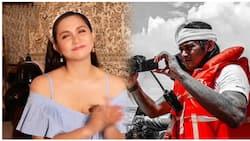 Mariel Padilla, hindi na naka-palag kay Robin Padilla sa pagpunta nito sa WPS