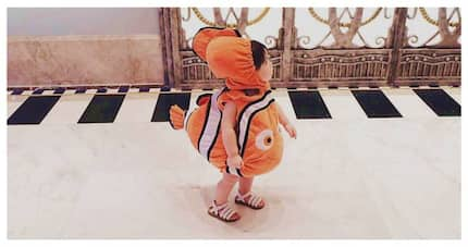 Trick or Treat! 24 Cutest Halloween costumes ng celeb kids for your mini-bagets