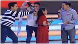"""Haba ng hair! Allan K at Paolo, gusto """"ipatumba"""" ang 1 contestant sa Eat Bulaga"""