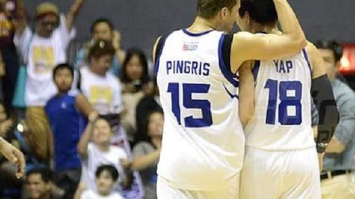 "James Yap pens heartfelt tribute to Marc Pingris: ""nagulat ako na magretire ka na"""