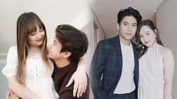 Netizens speculate that Mika Dela Cruz is pregnant; Nash Aguas denies rumor