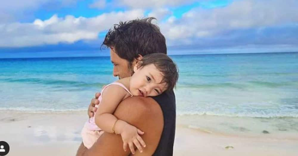 Nico Bolzico, ibinahagi ang cute na video ni Tili na pinapakain si Patato