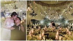 Tom Rodriguez, Carla Abellana's beautiful wedding reception photos go viral