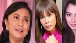Leni Robredo receives support from celebs after announcing presidential bid