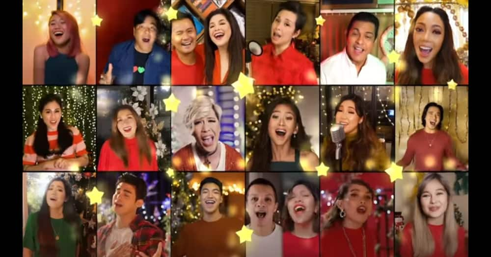 ABS-CBN releases Christmas station ID 2020's lyric video; gains praises from viewers