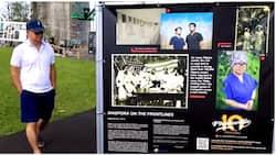Fil-Am frontliners, tampok sa isang outdoor photo exhibit sa New York