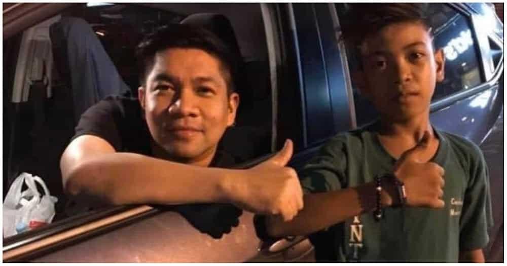 Batang nag-viral noong 2017, nakagtapos matapos dagsain ng tulong