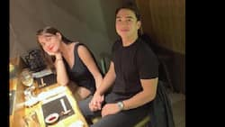 Bea Alonzo at Dominic Roque, holding hands sa isang viral post