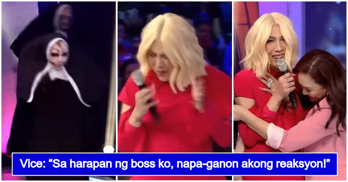 Vice Ganda's Epic Reaction After Getting Pranked By Bea