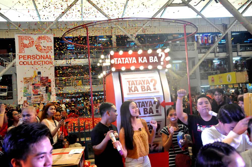 Tindera ng Gulay, Sinuwerte ng Kalahating Milyong Papremyo noong Friday the 13th