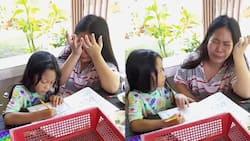 Video ng isang babae na umiiyak habang nagtuturo ng module, viral sa social media