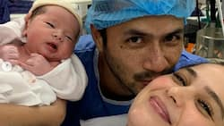 Celebs congratulate Kristine Hermosa & Oyo Sotto as they welcome their 5th child