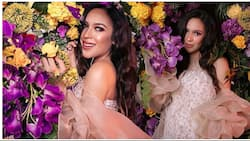 Karel Marquez is one stunning momma in her maternity shoot