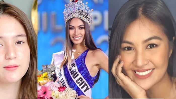 "Celebs to Beatrice Luigi Gomez's first IG post as Ms. Universe PH 2021: ""Laban dai!"""