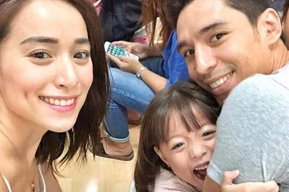 Nagkabalikan na? Cristine Reyes and Ali Khatibi together for daughter's party amidst separation rumors