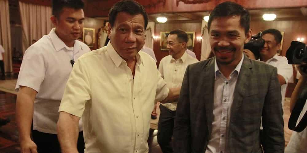 Manny Pacquiao's intense boxing workout with Jinkee Pacquiao stuns netizens