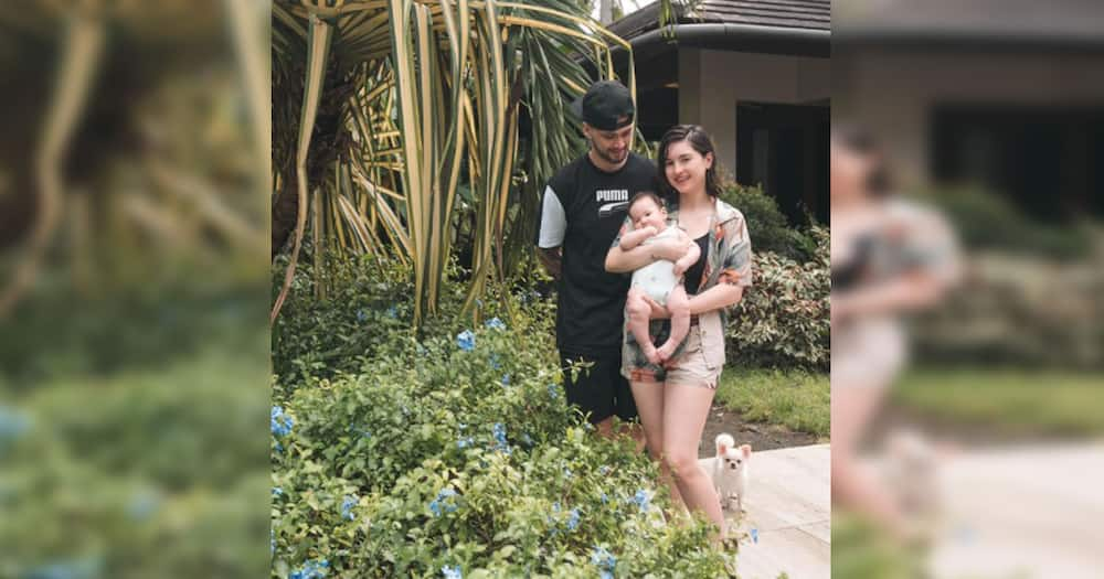 Coleen Garcia, Billy Crawford slam unsolicited advice of netizen on baby care