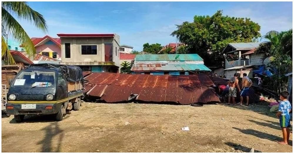 Masbate quake: 1, kumpirmadong patay habang mahigit 20 na ang sugatan