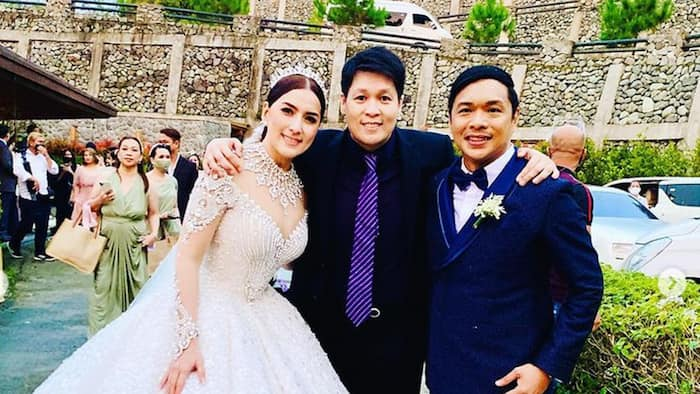 "Ara Mina receives heartwarming message from ex-boyfriend Patrick Meneses: ""love you both"""