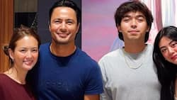 """Derek Ramsay defends JaMill from bashers: """"they are good people"""""""