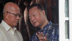 Defense chief Lorenzana calls China 'bully' over the West Philippine Sea