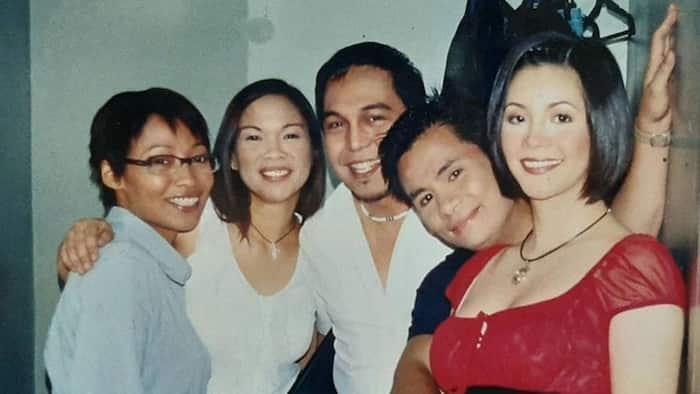 Ogie Alcasid shares old photo with wife, Regine Velasquez